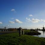 オランダ世界遺産 キンデルダイク エルスハウトの風車群